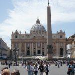 ヨーロッパ旅行記 その10 イタリア・ローマ その1