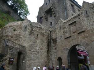 モンサンミッシェル第2の城門2