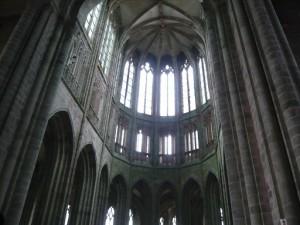教会堂内部2