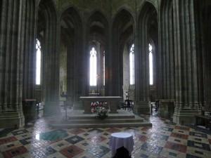 教会堂祭壇