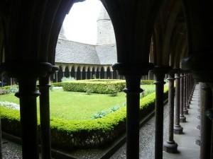 ラ・メルヴェイユの中庭1