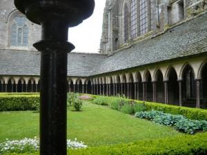 ラ・メルヴェイユの中庭3