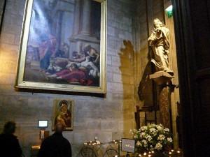 ノートルダム大聖堂内部11