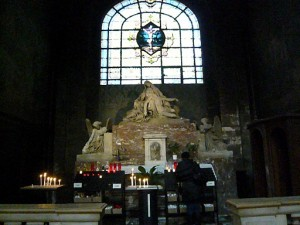 サン・シュルピス教会内部1