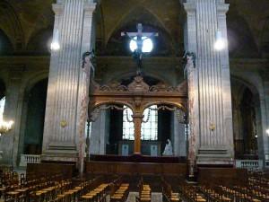 サン・シュルピス教会内部2