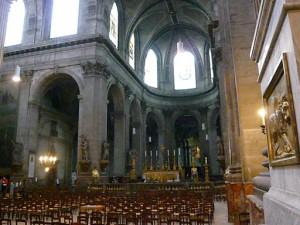 サン・シュルピス教会内部3