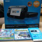 Wii U買った事書くの忘れてた