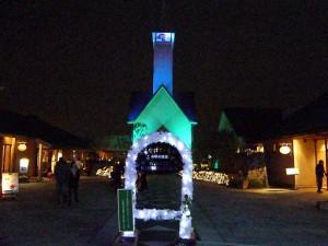 なばなの里2012-2013 教会