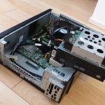 SX2850-H52E/LのHDD取り外してデータを吸い出してみた