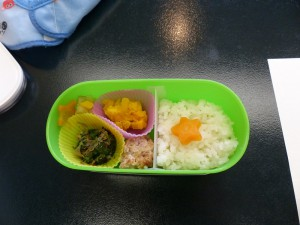 子供用お弁当
