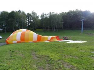 ルスツリゾート・気球1