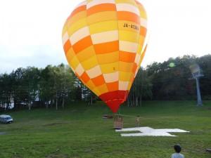 ルスツリゾート・気球2