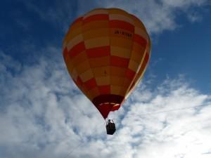ルスツリゾート・気球3